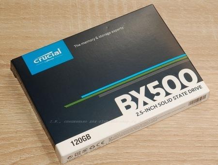 Обзор и тестирование SSD-накопителей Crucial BX500 объёмом