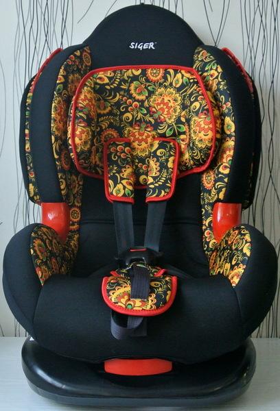 Русское народное кресло. Обзор детского автокресла SIGER ART