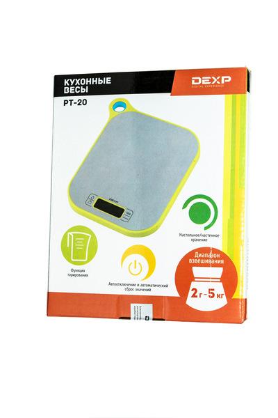 Отзывы покупателей о Кухонные весы DEXP PT-25L серый | 1144959. Интернет-магазин DNS