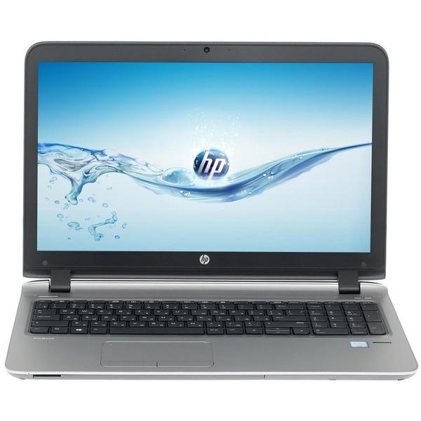 """15.6"""" Ноутбук HP ProBook 450 G3 серый, краткий обзор и апгрейд"""