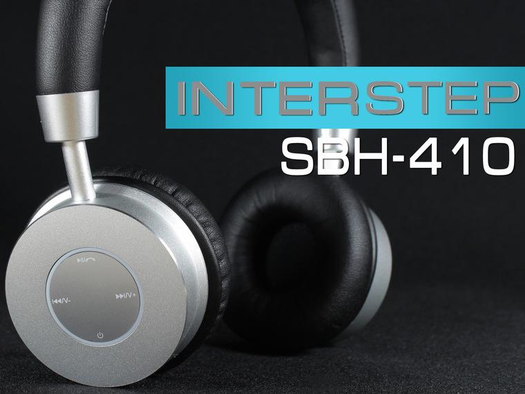 Обзор беспроводных наушников InterStep SBH-410