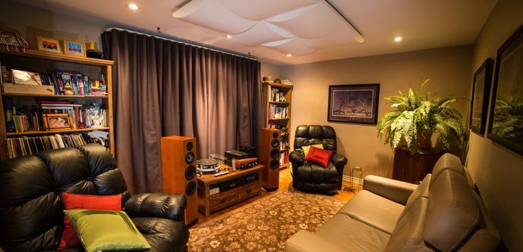 Простые способы улучшить акустику в комнате