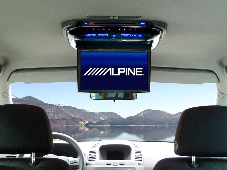 Как выбрать автомобильный монитор