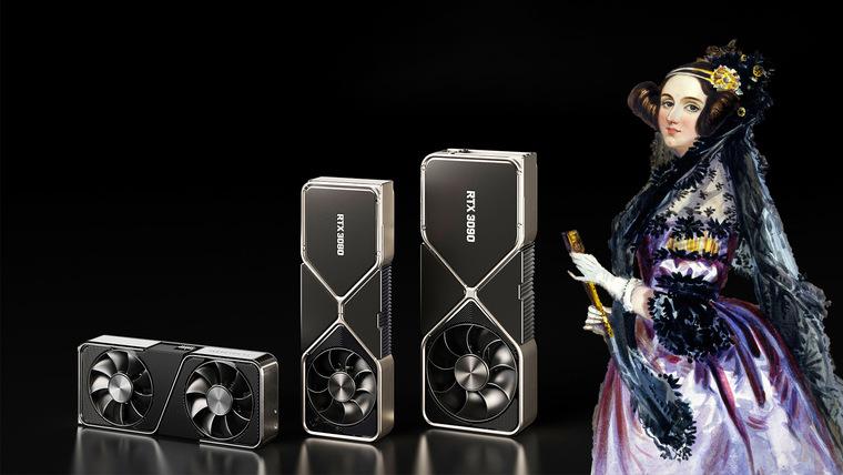 В сети опубликованы предварительные характеристики видеокарт Nvidia Lovelace