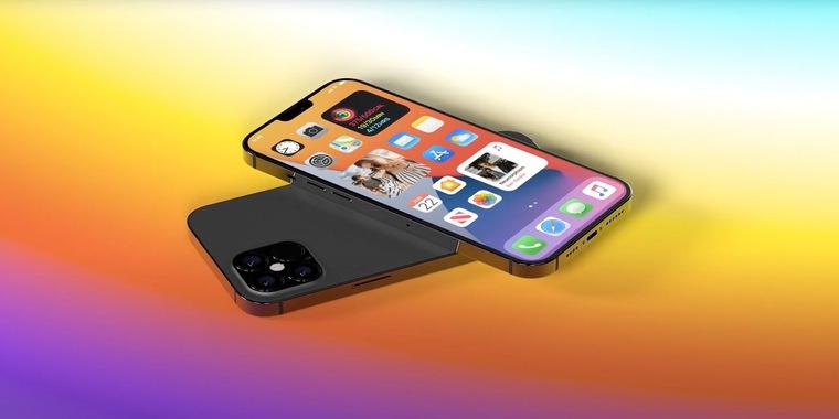 ⚡Модели iPhone 2021 года могут быть оснащены функцией ...