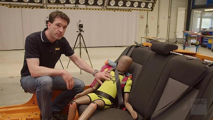 Какое кресло нужно ребенко в 2 года