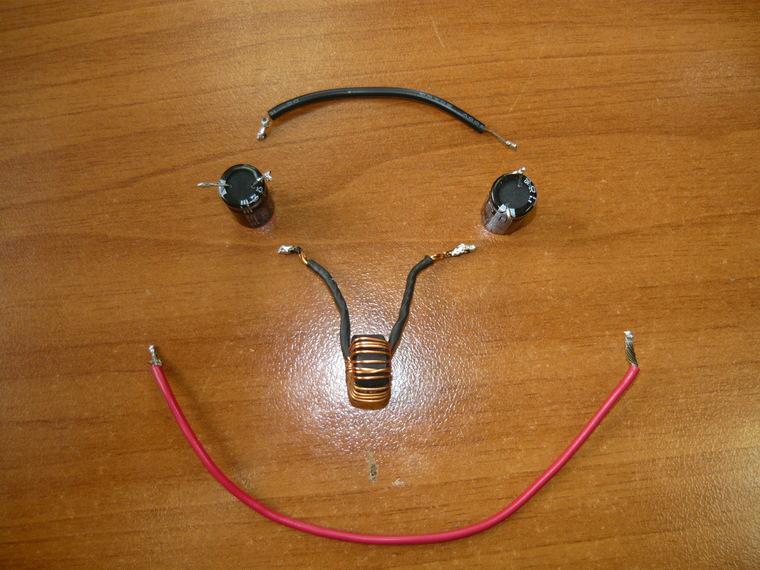DIY: Борьба с помехами на радио от блоков питания видеорегистраторов/навигаторов