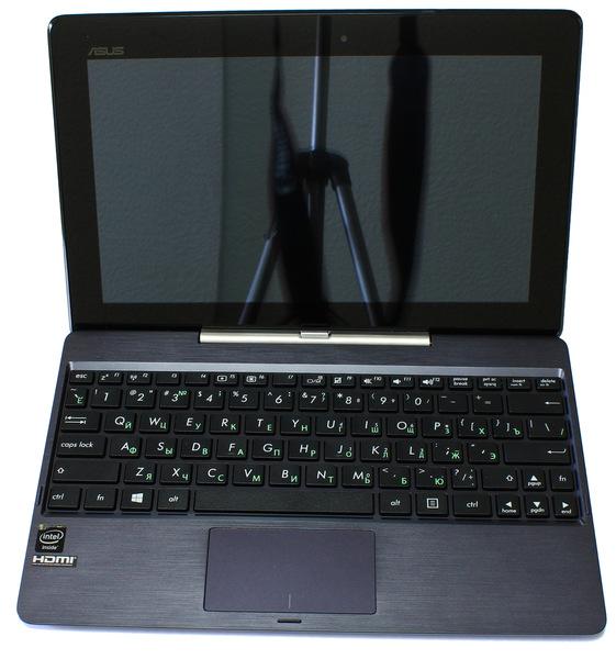 Легкость планшета и возможности ноутбука. Обзор Asus Transformer Book T100TA