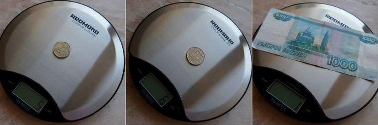 Как настроить кухонные электронные весы