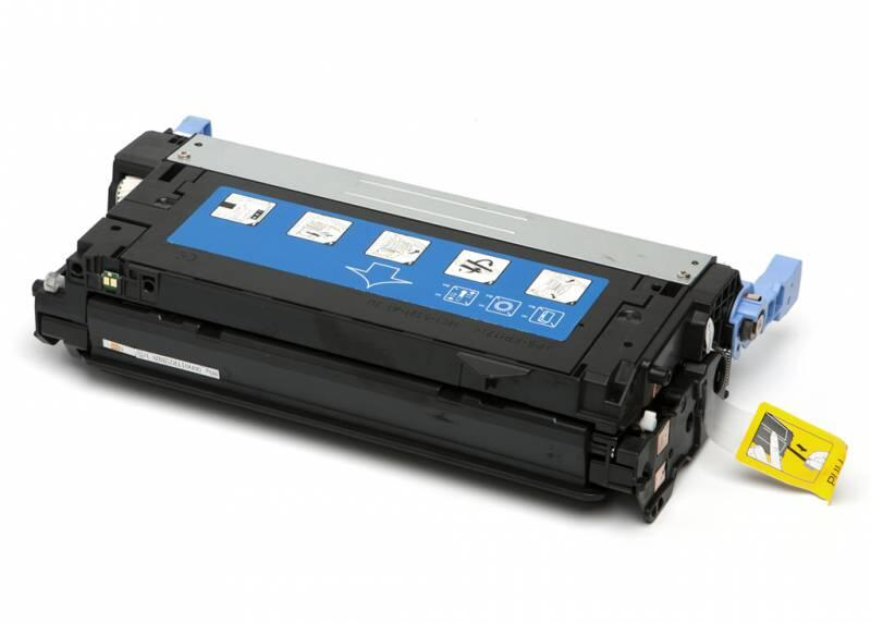 Картридж HP CB400A для HP ColorLaserJet 4005/n/dn. Черный. 7 500 страниц.