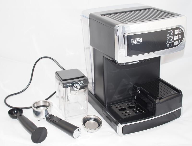 es ist gute kaffeemaschine beem i joy cafe. Black Bedroom Furniture Sets. Home Design Ideas