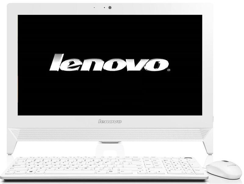 Моноблок Lenovo S200z (10K50025RU) Celeron-J3060 (1.6)/4Gb/500Gb/19.5