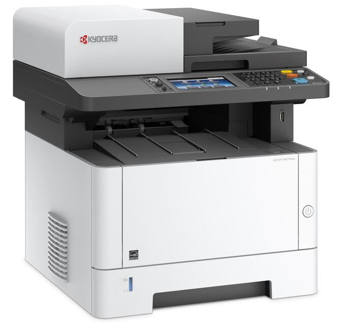 МФУ Kyocera ECOSYS M3040idn (копир принтер цветн. сканер  40 стр./мин. Duplex Lan ADF)