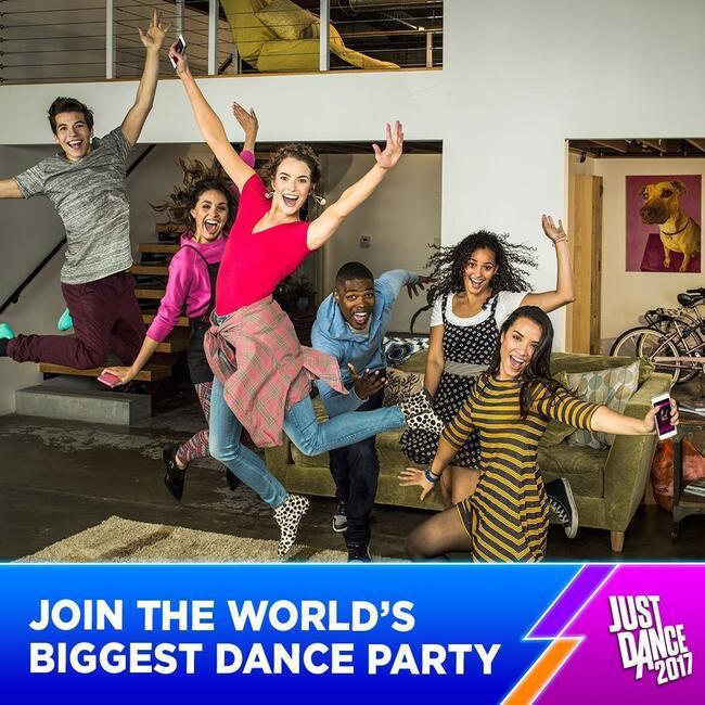 Игра Just Dance 2017 Скачать - фото 8