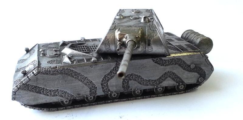 Маус (танк) — Википедия | 396x800