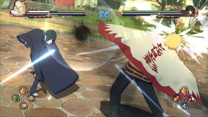 Купить Игра Naruto Shippuden - Ultimate Ninja Storm 4: Road to