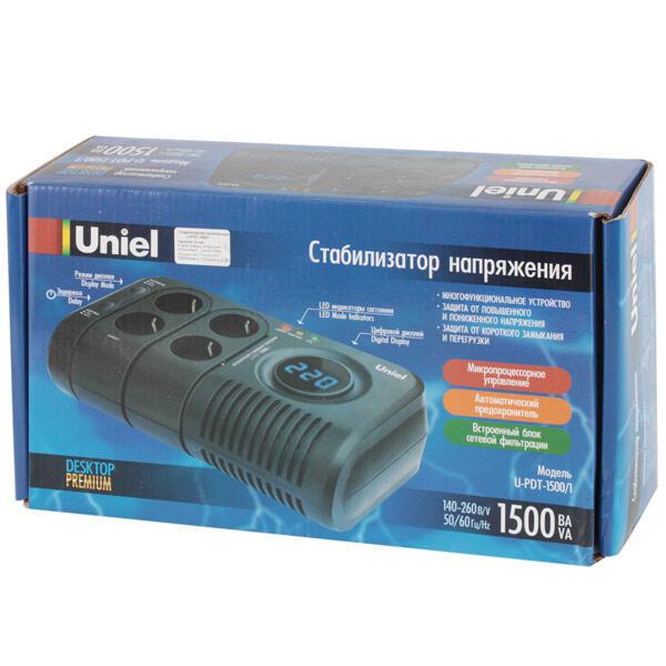 Купить стабилизатор напряжения uniel 1500 купить генератор бензиновый цена калининград