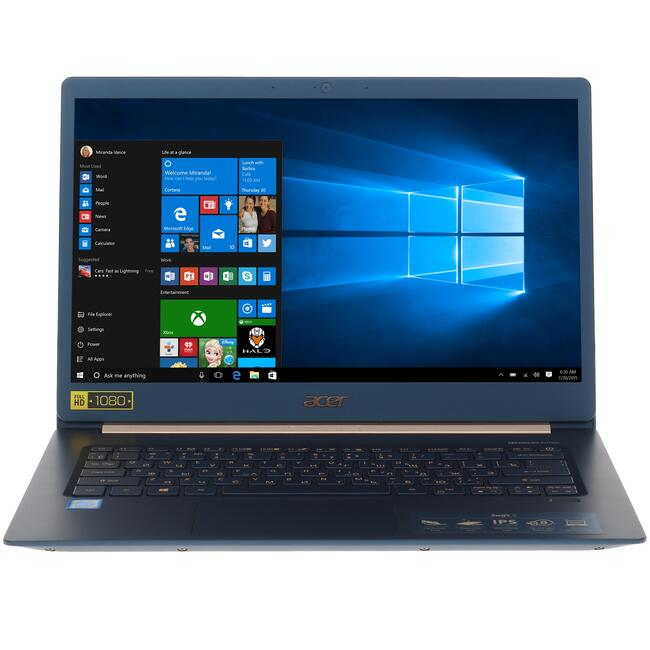 Acer SF514-52T Drivers for Windows Download