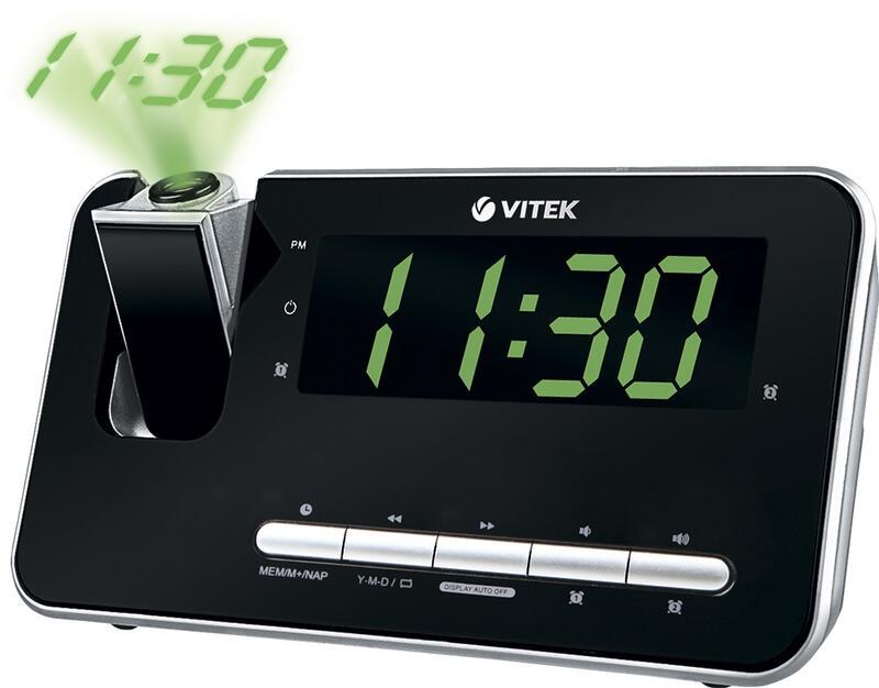 Радиоприемник Vitek VT-3587(BK) черный