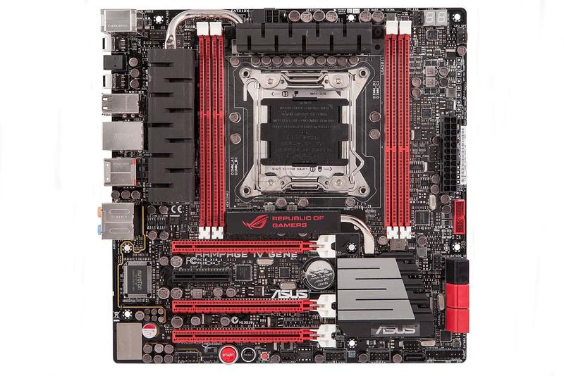 Asus RAMPAGE IV GENE Motherboard Driver for Windows 7