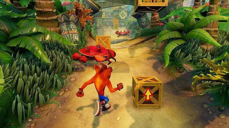 дата выхода crash bandicoot trilogy ps4