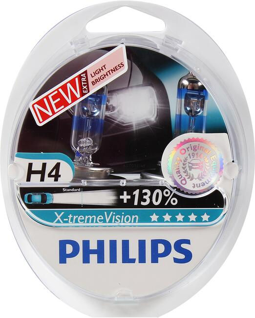 bb32ee738ae Купить Галогеновая лампа Philips X-treme Vision 12342XV+S2 в ...