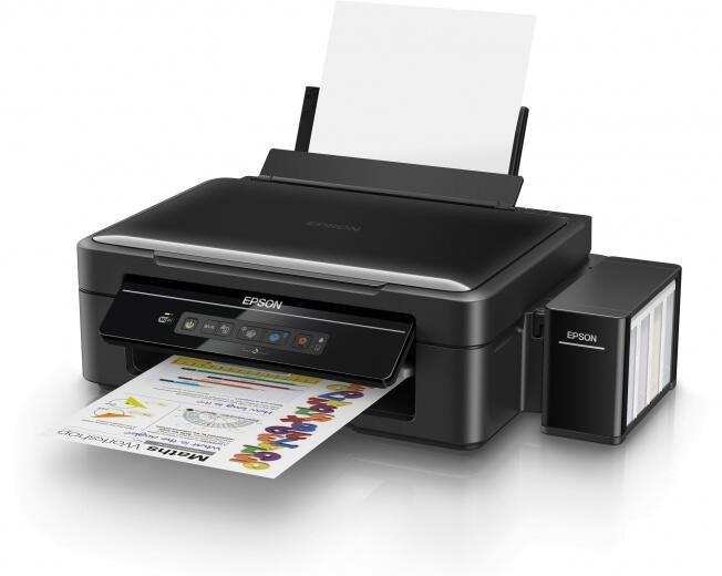 Купить МФУ струйное Epson L386 в интернет магазине Dns