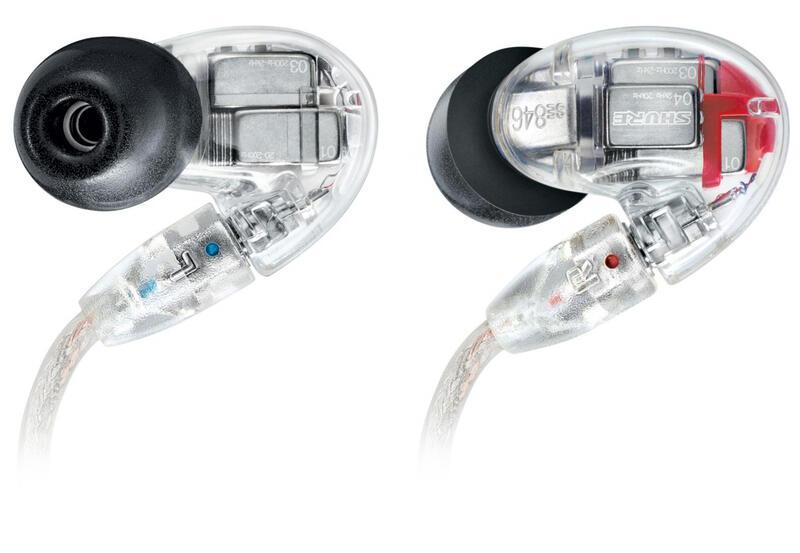 Купить Наушники Shure SE846-CL прозрачный в интернет магазине DNS ... 604c6c9b587e5