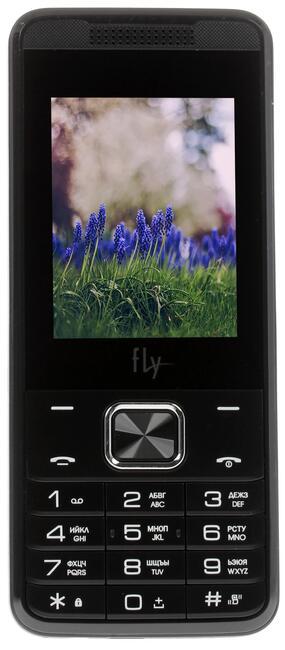 810e295c11398 Купить Сотовый телефон Fly FF245 серый в интернет магазине DNS ...