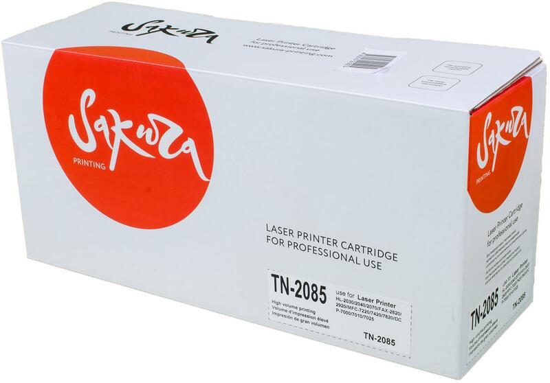 Картридж Sakura SAKXFAT92A Black для Panasonic KX-MB262/263/271/283/763/772/773/781/783 2000к