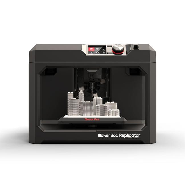 MakerBot Replicator 3D Printer USB Driver Download