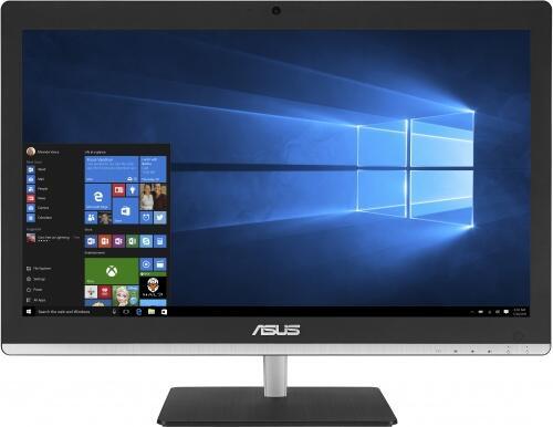 Моноблок ASUS A4110-WD062M 90PT01H2-M06400 (Intel Celeron J3160 1.60 GHz/4096Mb/128Gb SSD/Intel HD Graphics/Wi-Fi/Cam/15.6/1366x768/Touchscreen/DOS)