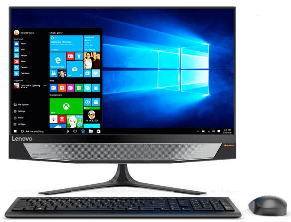 Моноблок Lenovo IdeaCentre AIO 520-27IKL (F0D0003VRK) i3-7100T (3.40)/8GB/1TB/27