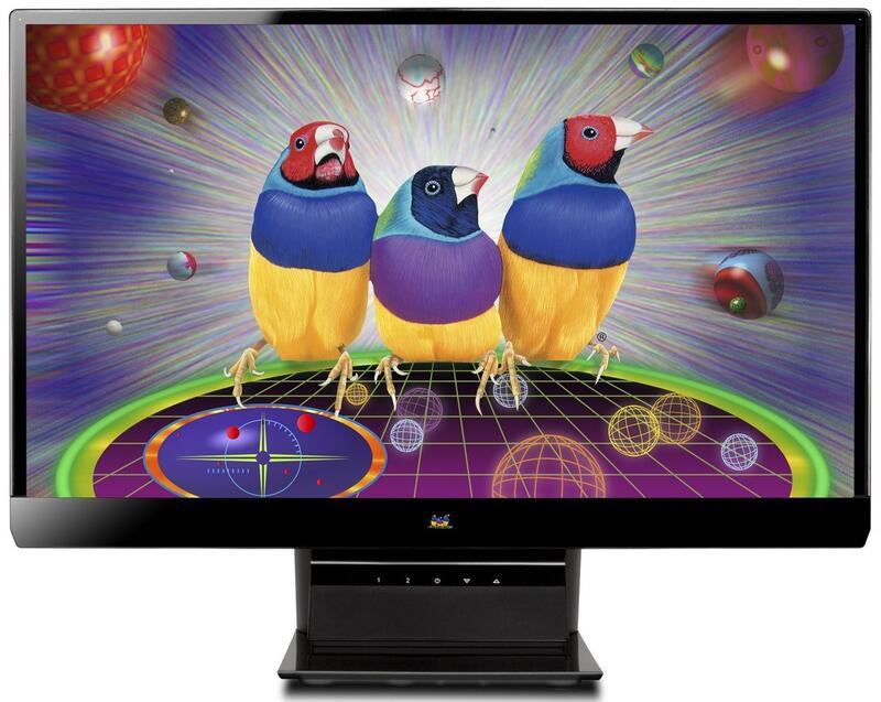VIEWSONIC VX2770SMH-LED FULL HD MONITOR XP