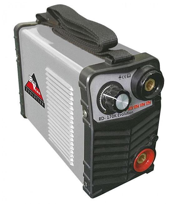 Сварочный аппарат redverg rd 170k evolution сварочный аппарат пвх окон цена