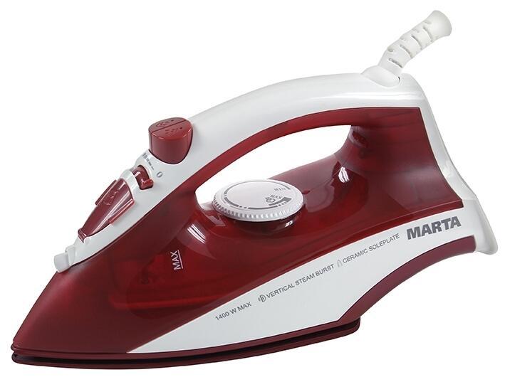 MARTA MT-1129 Утюг фиолетовый чароит