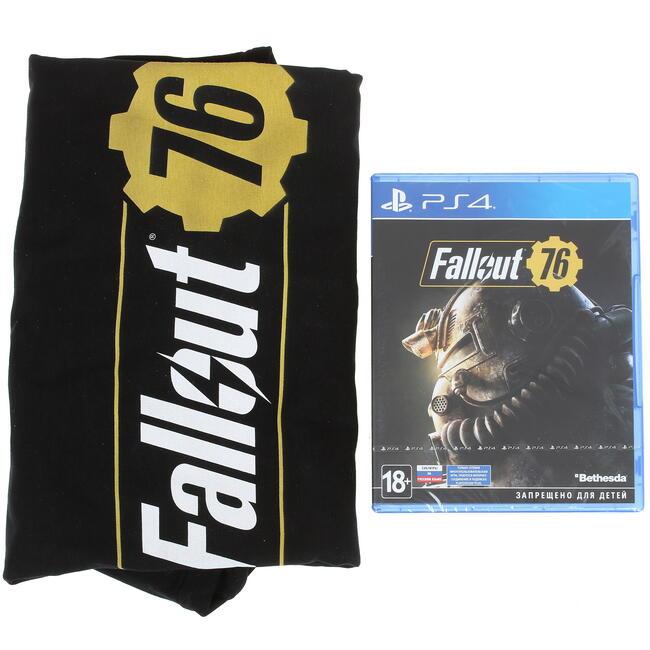 заказать коллекционное издание fallout 76