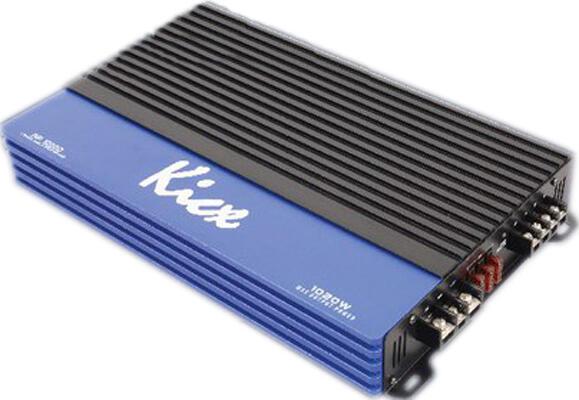 Автомобильный усилитель Kicx AP 1000D - фото 3