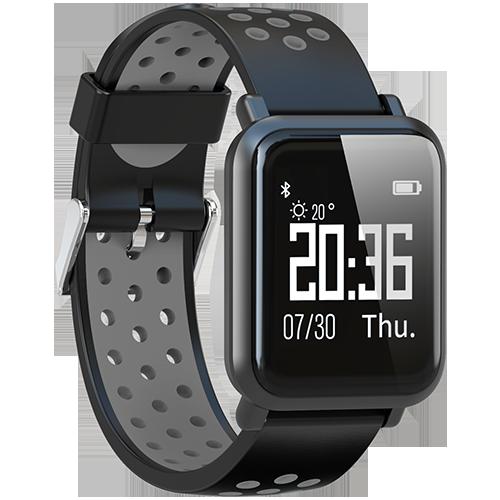 Купить Спортивные часы Jet Sport SW4 ремешок - серый в интернет ... c095de6cca8