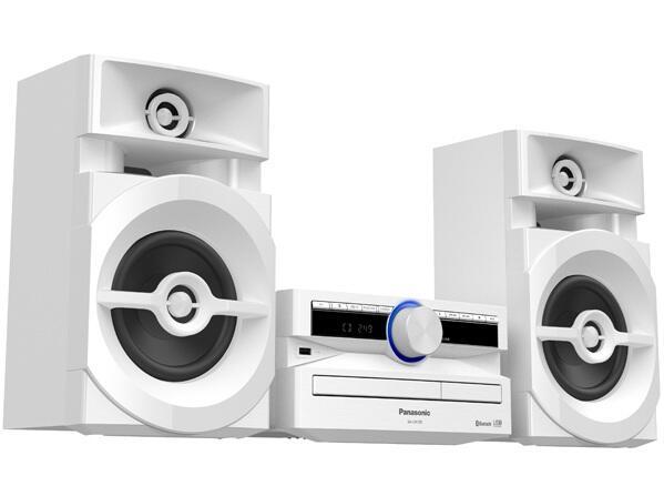 9e2f92a71c56 Купить Домашняя аудиосистема Panasonic SC-UX100EE-W в интернет ...