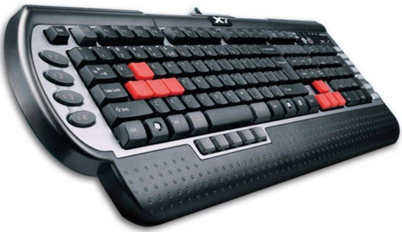 драйвер для клавиатуры A4tech X7 G800 скачать - фото 5