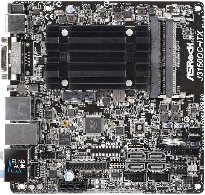 Download Drivers: ASRock Q1900TM-ITX Realtek HD Audio