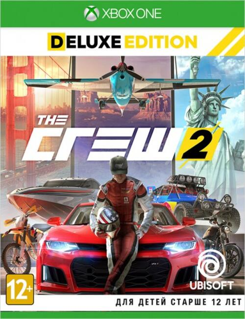 the crew 2 deluxe xbox one. Black Bedroom Furniture Sets. Home Design Ideas
