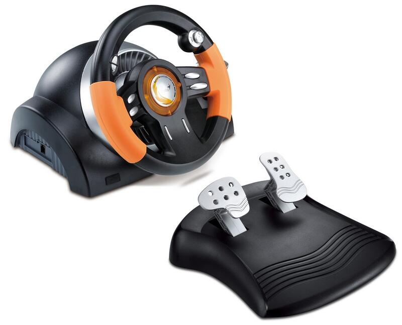 драйвер на руль genius speed wheel 5