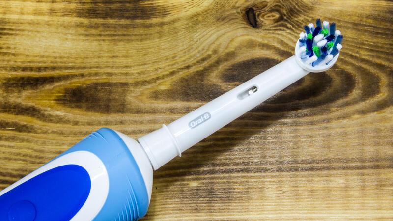 Детская электрическая зубная щетка от 7 лет