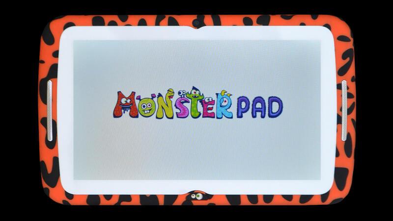 Planshety i elektronnye knigi - Obzor detskogo plansheta Turbo MonsterPad