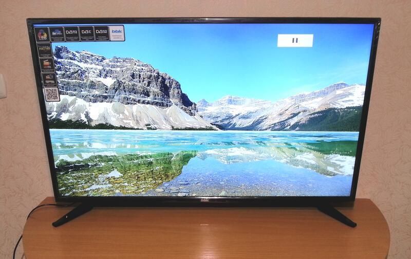Video i Audio - Obzor nedorogogo televizora BBK 40LEM-1056/FTS2C diagonalyu 40 dyuymov s horoshimi vozmozhnostyami