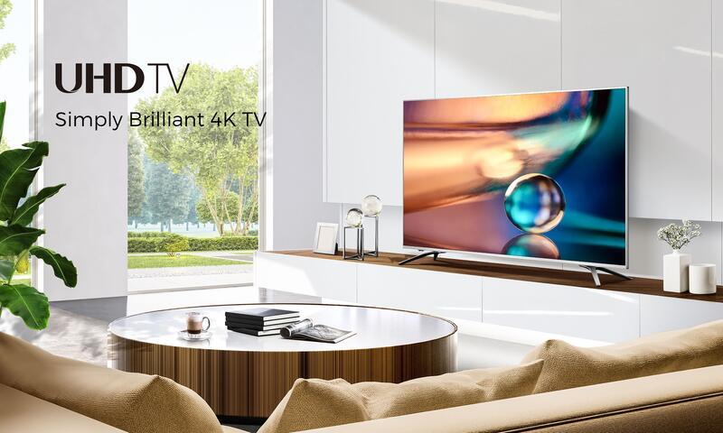Video i Audio - 4K televizory Hisense serii A6500
