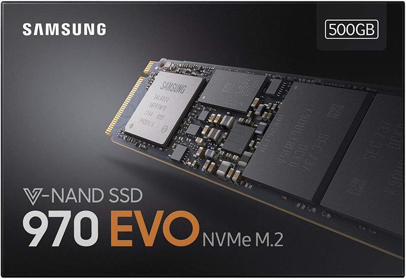 Kompyutery i komplektuyushcie - Obzor SSD M.2 nakopitelya Samsung 970 EVO Plus 500 GB