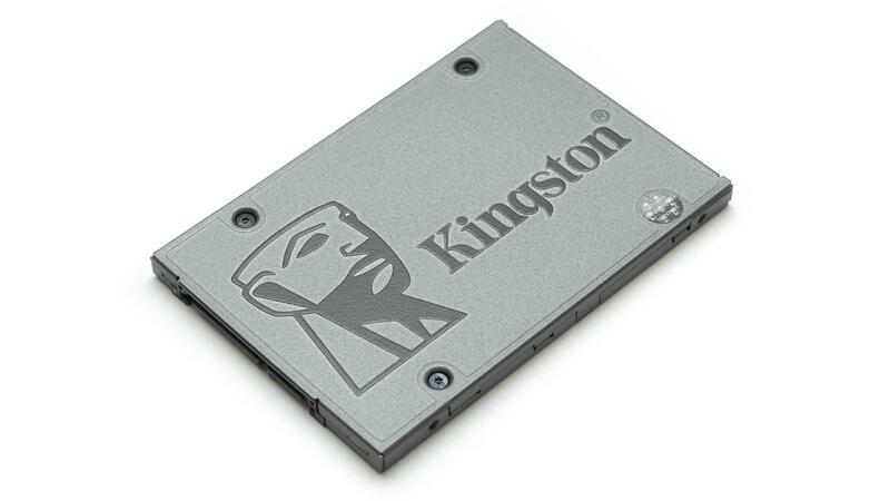 Kompyutery i komplektuyushcie - Obzor SSD-nakopitelya 120 GB Kingston UV500
